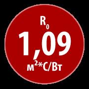 u-wert-button-flat-ru-109